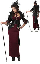 Lady of the Manor Victorian Vampire Adult Costume