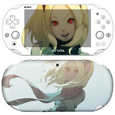 Elaborate Skin Decal Sticker For PS Vita Consoles POP SKIN - Gravity Rush #02