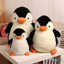 Cute Penguin Kids Plush Toy Stuffed Animal Soft Toy Doll Pillow Cushion Gift New