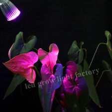 10W E27/GU1085~265V 3Red 2Blue LED Grow Light Blub Plant Flower Hydroponic Hot