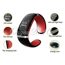 Bluetooth Wrist Bracelet Smart Watch Phone For HTC Android IOS Samsung iPhone LG