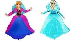 Foil Balloon Frozen Elsa Anna 32'' Birthday Party Gift Decoration