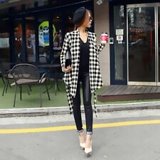 Stylish Women Business Casual Long Sleeve Slim Suit Blazer Coat Jacket Outwear