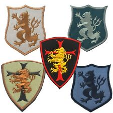 Military Tactical Army Embroidery Morale Patch Badge Armbands Multi-Pattern