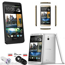 "4.7""HTC ONE M7 32GB 4G LTE Smartphone Factory Unlocked  Dual Cam 801E TMobile US"