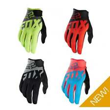 Fox Adult Ranger MTB Mountain Bike Full Finger Cycling Riding Gloves - Clearance