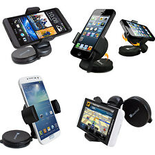 Sturdy Rotatable Suction Cup Universal Car Windshield Window Grip Mount Holder