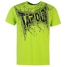 TAPOUT CORE T-SHIRT - GREEN