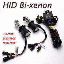 H4/9003 H13/9008 9004/9007 HID Xenon Bi-xenon Hi/Low Dual Bulbs Relay Harness