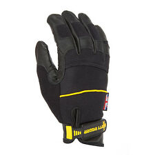 DIRTY RIGGER - LEATHER GRIP HEAVY DUTY RIGGER GLOVE S - XXL