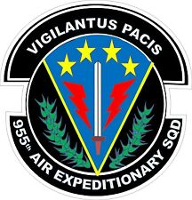 US Air Force USAF 955th Air Expeditionary Squadron Decal / Sticker