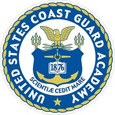 United States Coast Guard Academy Decal / Sticker