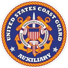 United States Coast Guard Auxiliary1 Decal / Sticker
