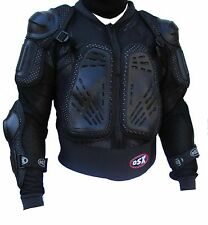 Motorcycle Motorbike Moto X MX Enduro Spine Body Armour Back Protector Adult OSX