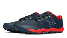 New Balance Minimus 10v4 Trail Shoes, Black w/ Red - MT10BR4