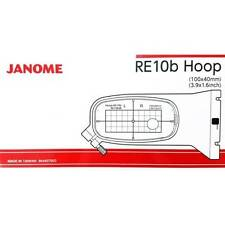 Janome RE10b Hoop for the MC500E Embroidery Machine 100x40 NEW