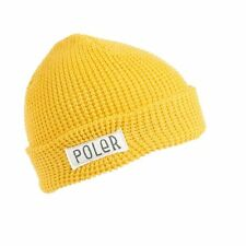 Poler Workerman Beanie Mens Unisex Hat Winter Headwear New