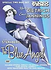 The Blue Angel (DVD 2-Disc Set Special Edition) BRAND NEW FACTORY SEALED