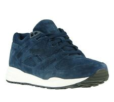 NEW Reebok Classic Fan Perforated Shoes Men's Sneakers Sneakers Blue