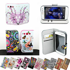 Flip Leather Wallet Card Hold Stand Case Cover For Samsung Galaxy S3 SIII i9300