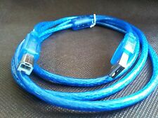 3Meter USB 2.0 Cable A Male to B Male Printer Scanner Cable Type A-B AB