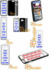 PERSONALISED CUSTOM PRINTED PHONE PHOTO PICTURE IMAGE YOUR TEXT LOGO GIFT