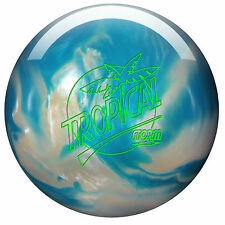 Storm Tropical Storm White Blue Bowling Ball NIB 1st Quality