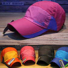 Outdoor Summer Men Women's Hat Baseball Cap Golf Ball Casual Hat Mesh Sunproof