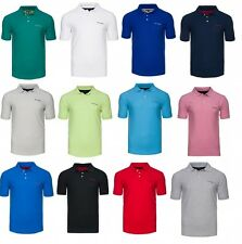 NEW PIERRE CARDIN Men's Polo Shirts in 11 colours made of 100 % Cotton