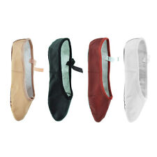 Starlite Basic Leather Ballet Shoes - Full Sole