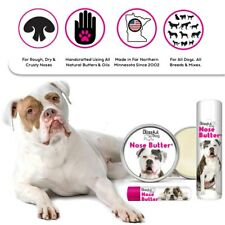 AMERICAN BULLDOG NOSE BUTTER fort Dry, Crusty Dog Noses - in Tins & Tubes