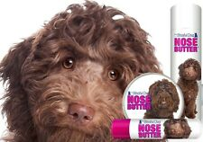 LABRADOODLE NOSE BUTTER® HANDCRAFTED BALM FOR ROUGH, DRY DOG NOSES TINS/TUBES