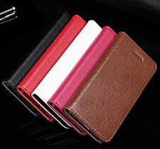 Luxury Magnetic Flip Cover Stand Wallet Leather Case For Apple iPhone 5G/5S/ SE