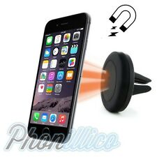 SUPPORT VOITURE MAGNETIQUE AIMANT SMARTPHONE POUR APPLE SAMSUNG SONY NOKIA WIKO
