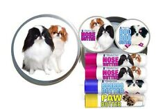 JAPANESE CHIN 4 GIFT COMBOS FOR DRY NOSES, ROUGH PAWS, ITCHY SPOTS & ANXIETY