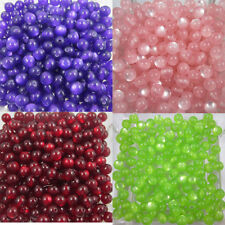 Lot 100/300pcs lovely acrylic Bracelet necklace Charms Spacer Beads 8mm