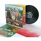 THE BEATLES Sgt.Peppers Lonely Hearts Club Band LP  UK 1st Stereo PCS 7027  EX+