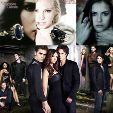 Vampire Diaries Elena Gilbert Daylight Lazuli Ellipse Ring Sunshine Protection