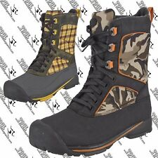KEEN MEN'S SNOWDEN WATERPROOF BREATHABLE INSULATED WINTER SNOW BOOT US 9