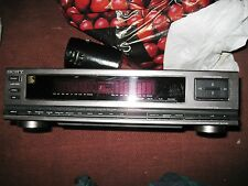 sony 7 band graphic equalizer seq-d70s