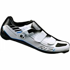 Shimano R171 SPD-SL Mens Adults Road Cycle Cycling Shoes - White