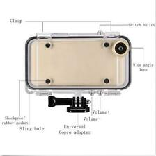 GoPro iPhone 6s/6 Cover Mount for Extreme Action Sports new Waterproof IP68 Case
