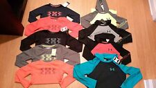 Under Armour Boys' Long Sleeve Waffle Tee OR Hoodie, Many Colors, MSRP $34.99