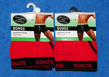 2 x Mens BONDS Underwear Guyfront Trunk BNWTs Sizes S,M,L,XL,XXL