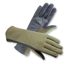 Military CVC Tanker Tactical Pilot Nomex Fire Resistant Flight Flyers Gloves