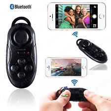Bluetooth Wireless Selfie Shutter Remote Gamepad Controller For VR iOS Android