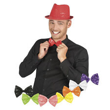 Fancy Dress High Quality Mens Stag Do Party Bow Tie Spangle Costume Accessories
