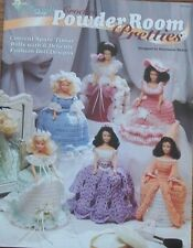the NEEDLECRAFT SHOP CROCHET DOLL PATTERNS, 10 yrs +