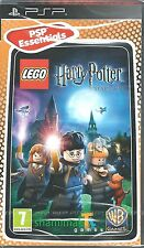 Lego Harry Potter Years 1 - 4  Brand New PSP Game