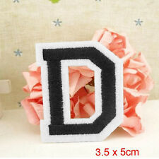 2Pcs DIY Crafts Punk Embroidered Cloth Iron On Patch Sew Motif Applique Skull